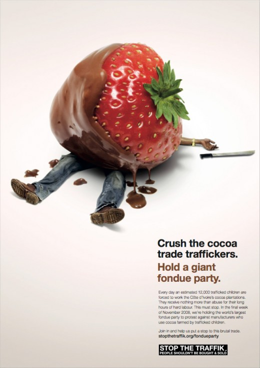 Stop the Traffik Fondue