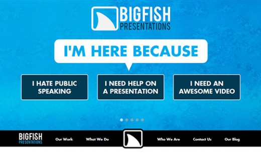 BigFish Presentations