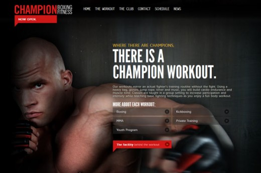 Champion Boxing Fitness