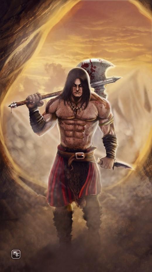 Conan by Renk90