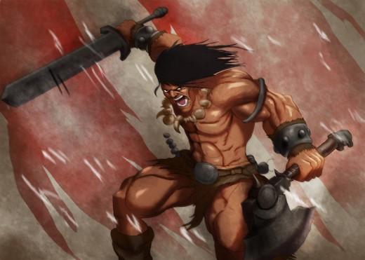 Conan by boybalasa