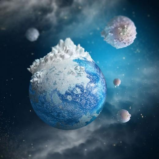 Create a Mini Planet Using Photoshop's 3D Capabilities