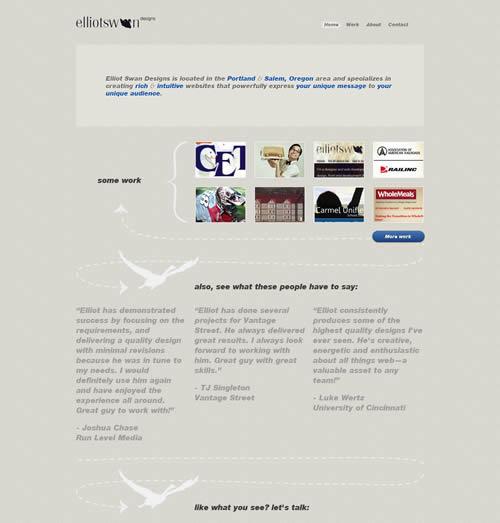 Elliot Swan Designs