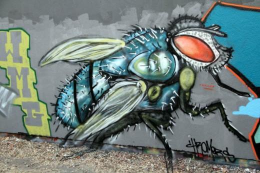 Graffiti by Chromers Art