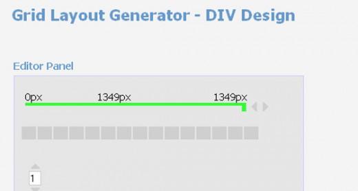 Grid Layout Generator