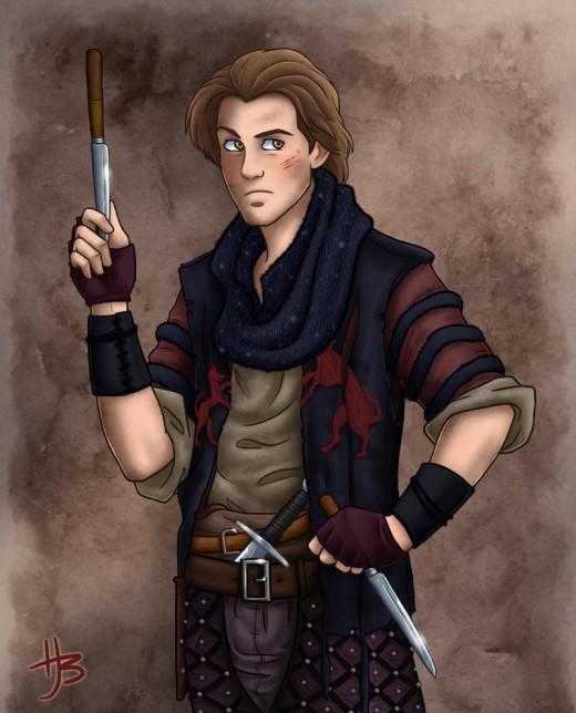 Robin Hood Will Scarlet