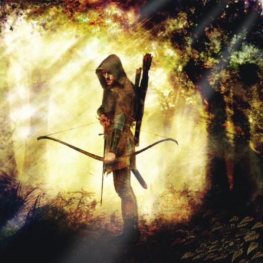 20 Robin Hood Illustration Artwork - CSSDive