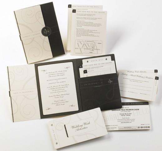 Inspirational showcase of wedding invitation designs cssdive stopboris Image collections