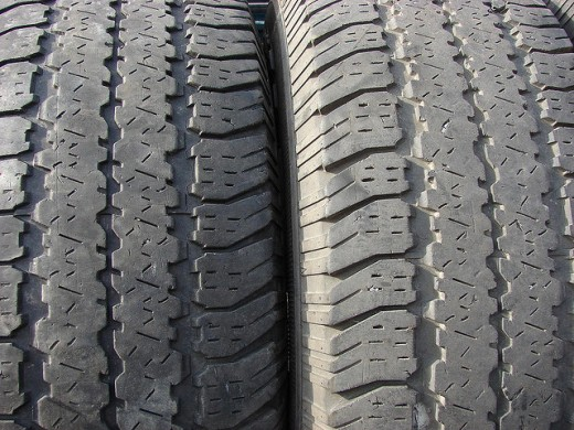 tire tread 4