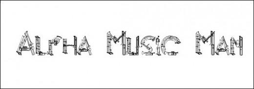 Alpha Music Man