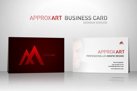 ApproxArt Business Card