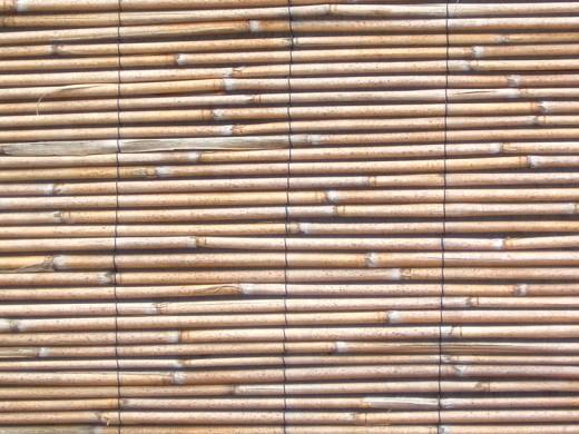 Bamboo windowshade texture