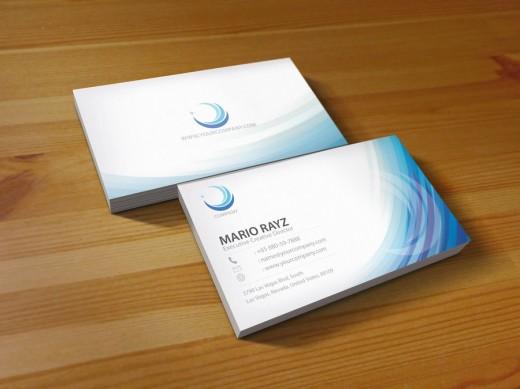 Blue lagoon business card v3