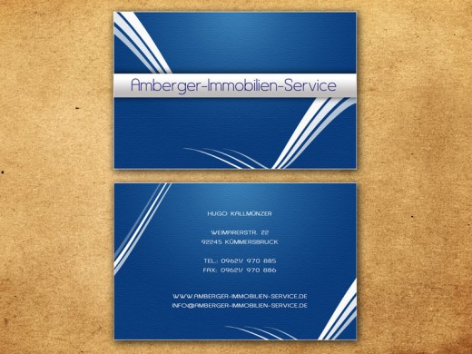 Business Card AIS
