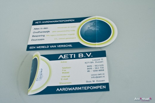 Business Cards AETI