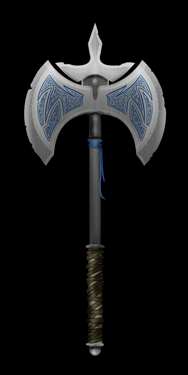 5e Magical Great Axe - #GolfClub