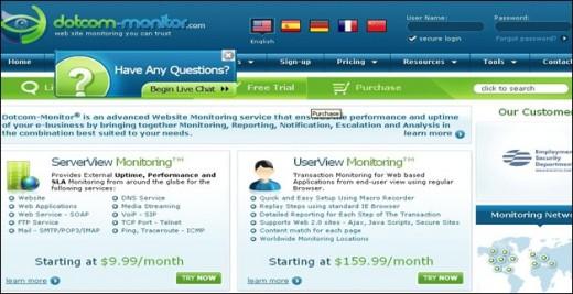 Dotcom Monitors