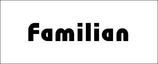 Familian