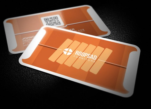 Feature Business Card