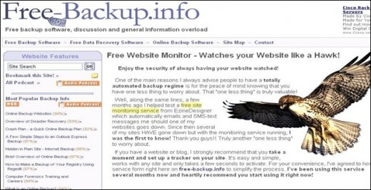 FreeBackup.Info