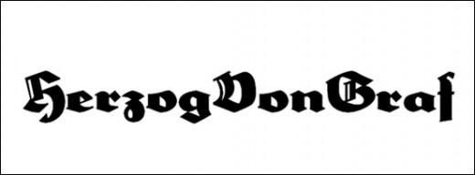 Herzog Von Graf font