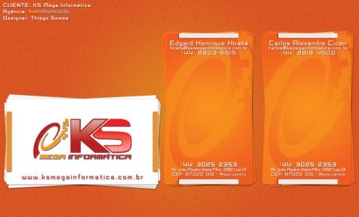 KS Mega Informatica Card