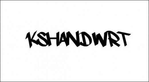 Kshandwrt