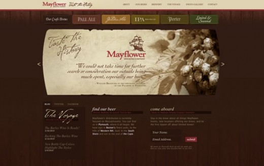 Mayflower Brewing