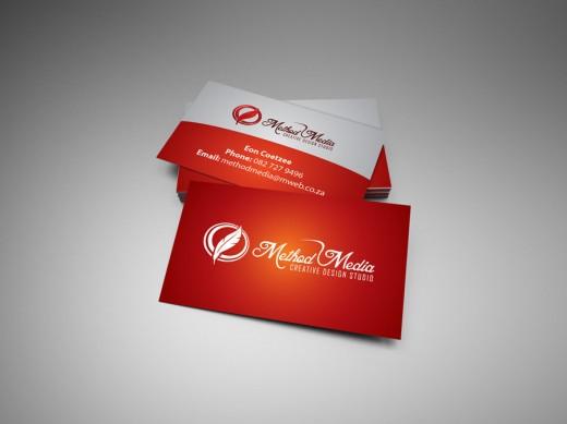Method Media Business Cards