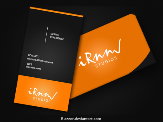 My business card 1