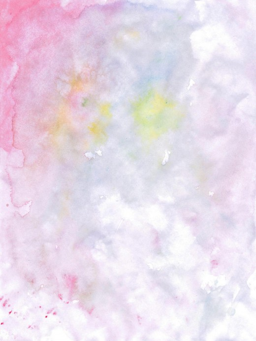Pastel Watercolor Texture 2