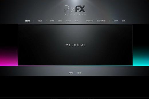 Pix FX New Media