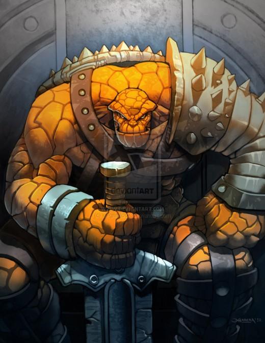 Planet Thing by El-grimlock