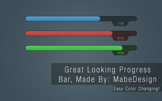 Progress Bar - MabeDesign