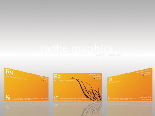 RG Business Card