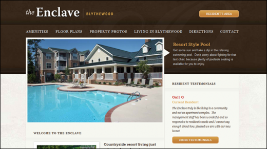 The Enclave, Blythewood