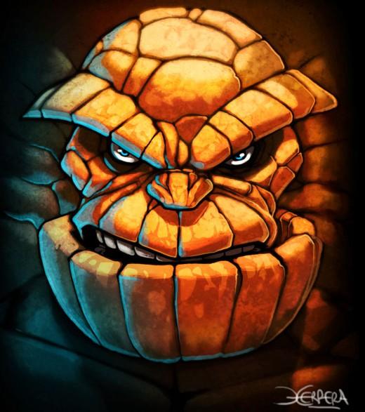The Thing by El-grimlock