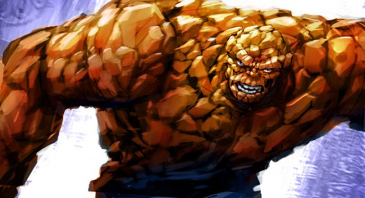 The Thing by Pungang