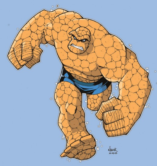 The Thing by Todd Nauck