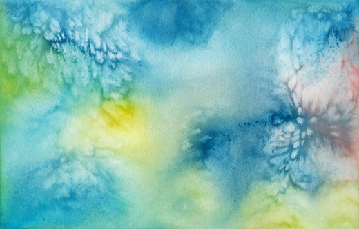 Watercolor Texture Stock 1