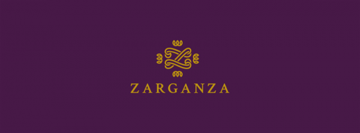 Zarganza fashion logo design