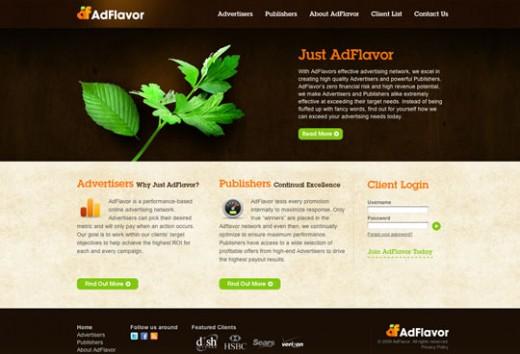 adflavor net