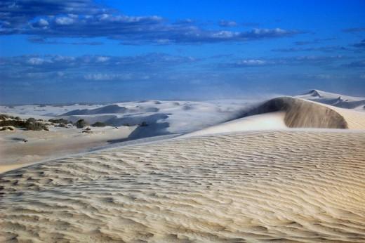 AU236 White Desert