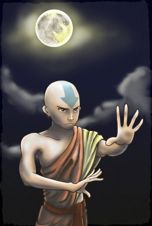 Aang by AurumEstPotestas