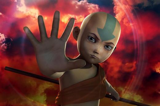 Aang by lamUman