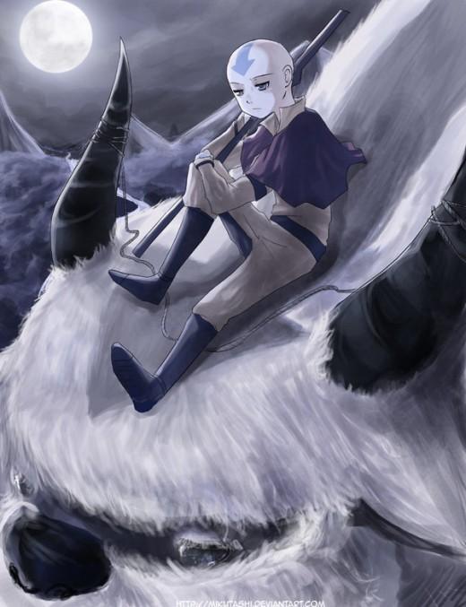 Avatar Night flight