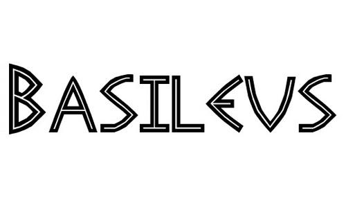Greek Font Styles