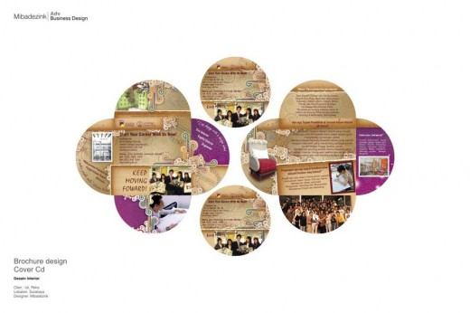 Brochure by Mibadezink