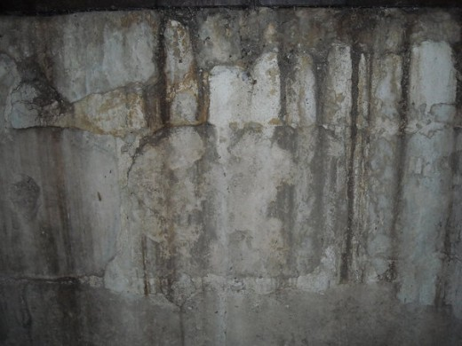 Dirty Wall Texture by Hiljainen Stock