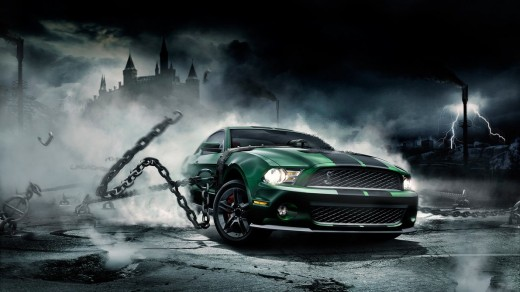 Ford Mustang Shelby gt500 Wallpapers [1080p]